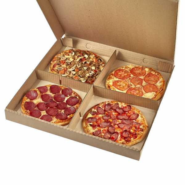 Пицца-бокс Сытный