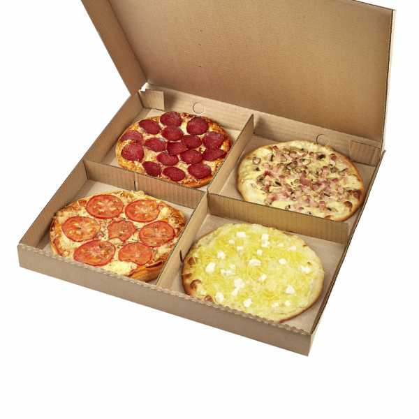 Пицца-бокс Классический